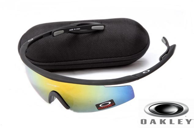 oakley a frame fire iridium glass  oakley m frame sunglasses matte black fire iridiu.