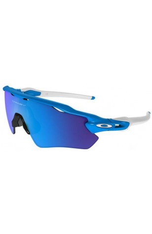oakley white frame sunglasses  Replica Oakley Sunglasses Radar EV Path Prizm Blue White Frame ...