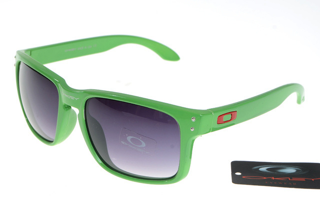 fake oakley sunglasses australia  oakleys holbrook sunglasses green frame gray grad.