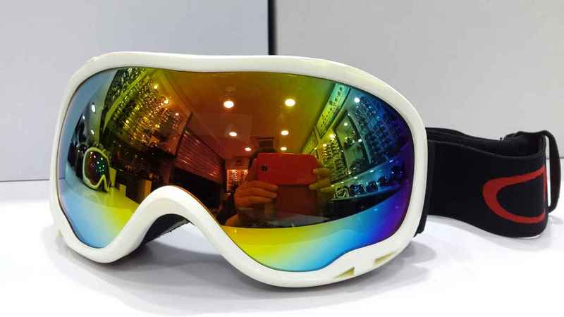 Oakley Dispatch White Frames Colorful Lens