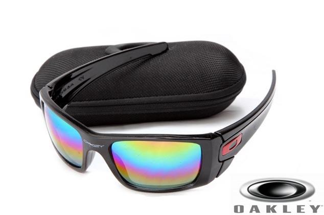 0a3ef11c4a Oakley Fuel Cell Sunglasses Polished Black Frame .