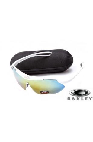 4cba3e67b9554 fake oakleys double lens sunglasses white frame fire iridium lens sell australia free shipping.jpg
