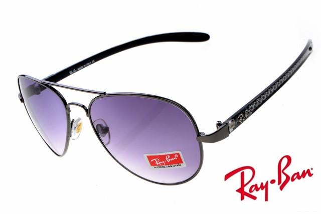 a4a8fdbe60 Replica Ray Ban RB8307 Aviator Tech Sunglasses Carbon Fibre Grey ...