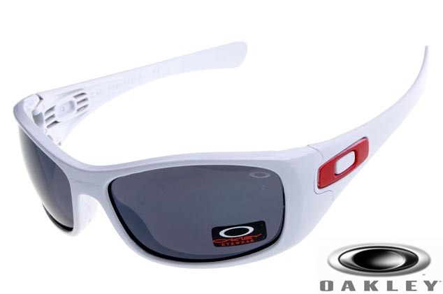 65d8c88f09 Cheap Oakley Hijinx Sunglasses White Frame Black Iridium Lens ...