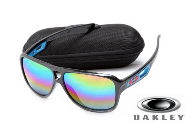26c387602f3 Oakley Dispatch II Sunglasses Polished Black Frame Camo Lens