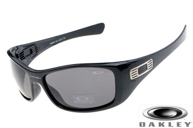 f36b6a6e43 Oakley Hijinx Sunglasses Black Frame Grey Iridium Lens