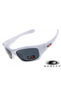88aa7dee71 Cheap Oakley TwoFace Sunglasses Black Gray Frame Gray Iridium Lens Sell