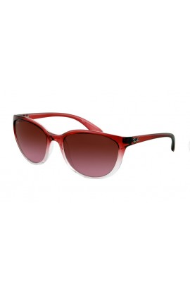 0d98651277 netherlands amazon ray ban womens erika round sunglasses bq.sg bargainqueen  10e91 50cc3  reduced ray bans womens erika rb4274 sunglasses wine gradient  frame ...