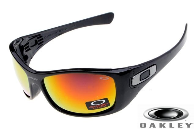 8879c94bd3 Cheap Fake Oakleys Hijinx Sunglasses Black Frame Fire Iridium Lens