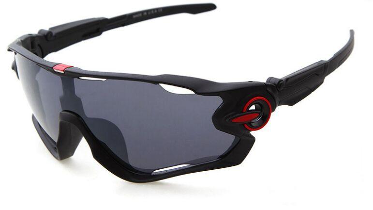 3f50c3324fa Cheap Knockoff Oakley Sunglasses Jawbreaker Black Frame Gray Iridium Lens